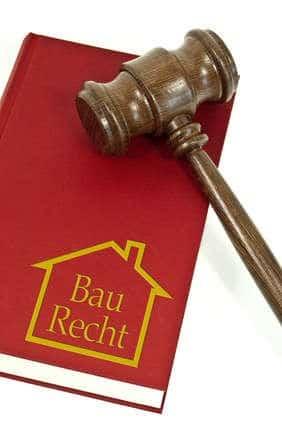 Baurecht Siegen - Rechtsanwalt