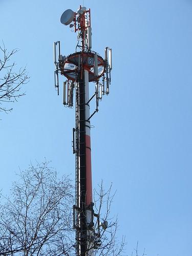 Nachbarklage gegen Mobilfunkantenne