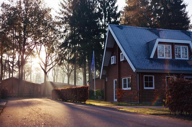Abstandsregelungen beim Hausbau