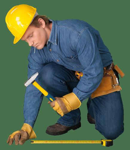 Ein großer Fehler bei Baumängel: Der Bauherr beseitigt den Baumangel selbst oder beauftragt mit der Ausbesserung eine andere Firma.