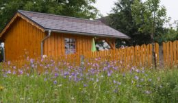Gartenhaus und das Baurecht