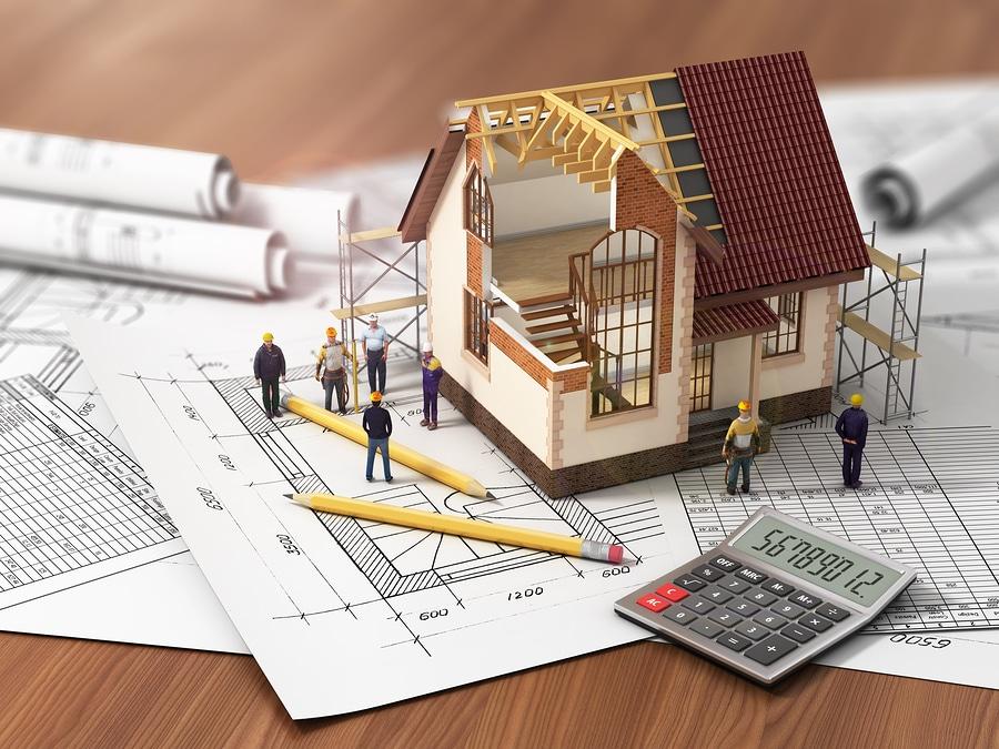 Kein Eigentumserwerb Grundstückseigentümer berechtigter Überbau durch Mieter oder Pächter. Foto: urfingus/bigstock