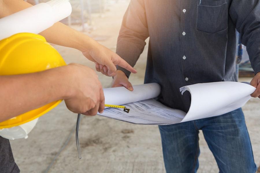 Bauvertrag mit Verbraucher - Zulässigkeit der Einbeziehung der VOB/B