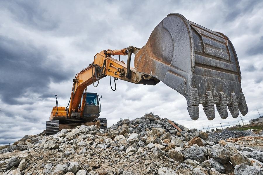 Sind Erd- und Abbrucharbeiten Bauwerksarbeiten?