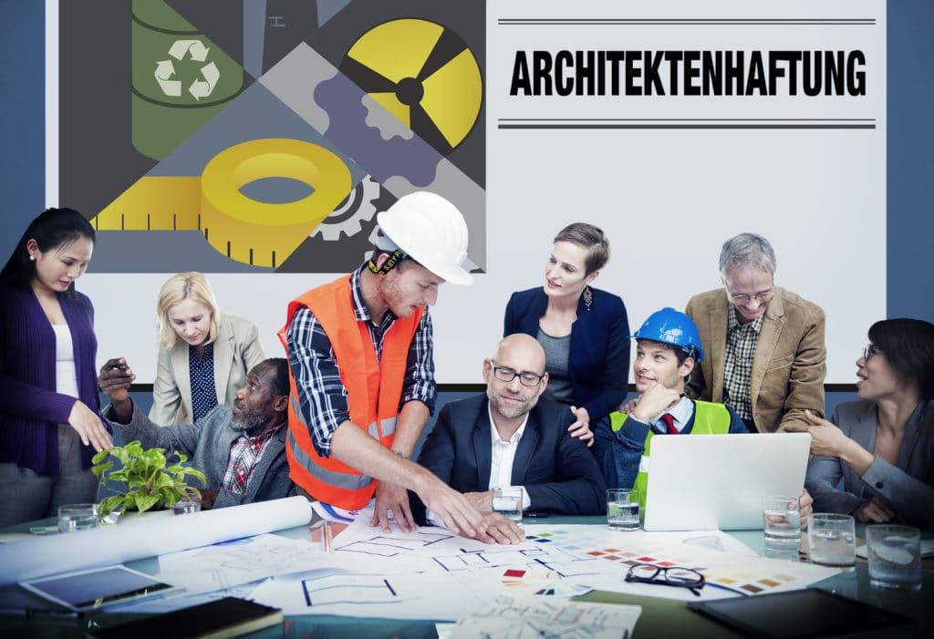 Haftung Architekt Baurecht