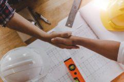 Stundenlohnvertrag für Bauleistungen