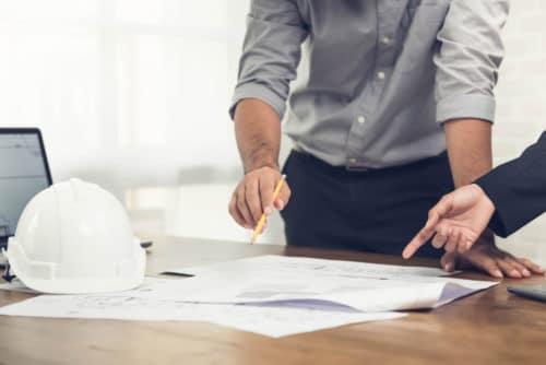 Ausgleichsanspruch eines Architekten gegen den bauausführenden Unternehmer