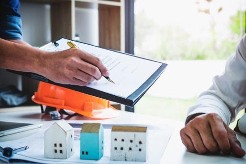 Bauvertrag - Schadensersatzanspruch wegen Baumängeln bei fehlender Baugenehmigung