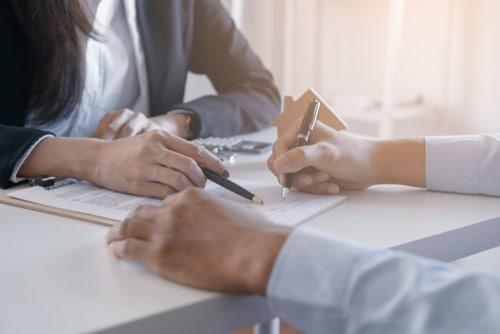 Bauvertrag - Unterzeichnung des Vertrages mit neuen bisher nicht vorhandenen Klauseln