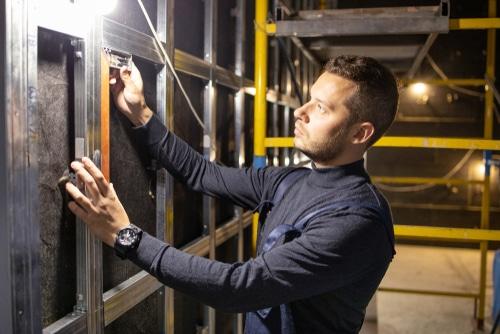Bauvertrag - Anforderungen an den Schallschutz für den Rohbauer