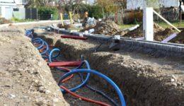 Haftung eines Bauunternehmers für Schäden an unterirdischen Telekommunikationsleitungen