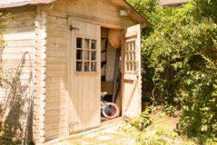 Kleine Gerätehütte im Außenbereich –Abrissverfügung mit Anordnung der sofortigen Vollziehung