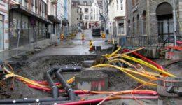 Tiefbauunternehmerhaftung bei Beschädigung von Telekommunikationskabeln