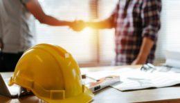 Hausbauvertrag - Wirksamkeit der Kündigung aus wichtigem Grund